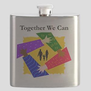 TWC-Color Flask