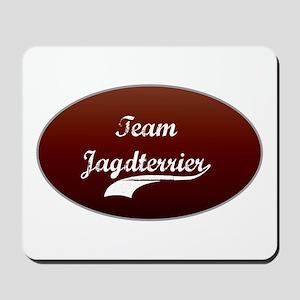 Team Jagdterrier Mousepad