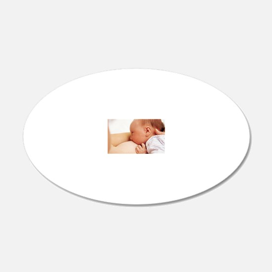 Breastfeeding Wall Decal