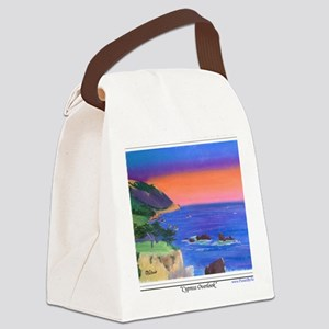 Cypress Overlook Canvas Lunch Bag