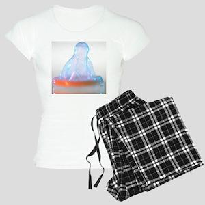 Condom Women's Light Pajamas