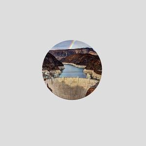 Hoover Dam Mini Button
