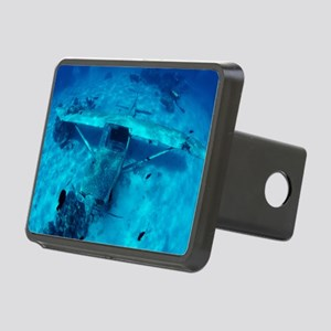 Sunken plane Rectangular Hitch Cover
