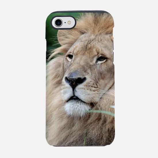 Lion010 iPhone 7 Tough Case