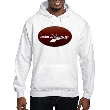 Team Bolognese Hooded Sweatshirt