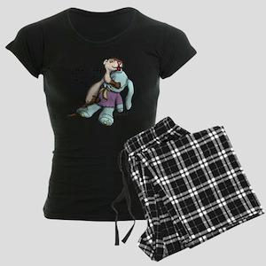 Night Night Women's Dark Pajamas