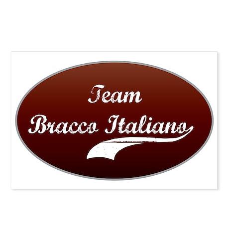 Team Bracco Postcards (Package of 8)