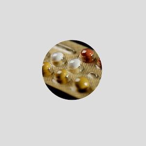 Contraceptive pills Mini Button