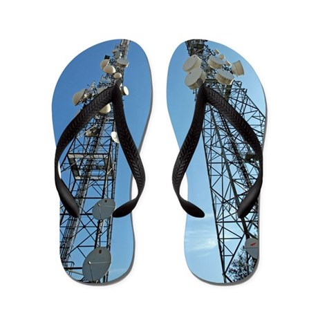Telecommunications masts Flip Flops