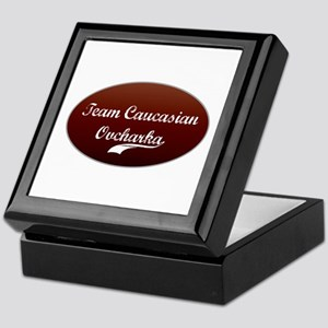 Team Caucasian Keepsake Box