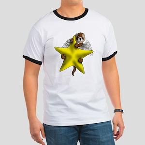 Star Angel Ringer T