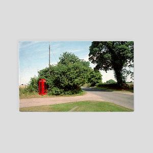 Telephone box 3'x5' Area Rug