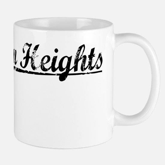 Clarkston Heights, Vintage Mug