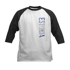 Estonia Kids Baseball Jersey