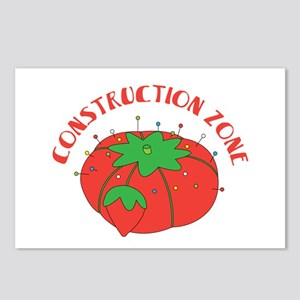 Construction Zone Postcards (Package of 8)