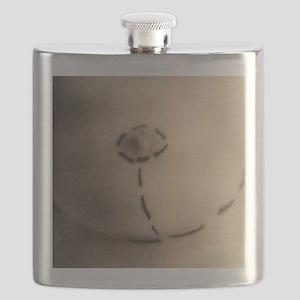 Cosmetic surgery markings Flask