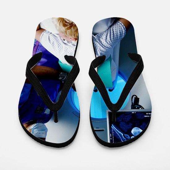 CT scanning Flip Flops
