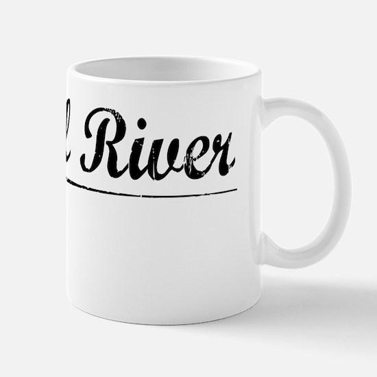 Crystal River, Vintage Mug