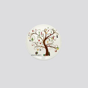 Tree of Life Mini Button