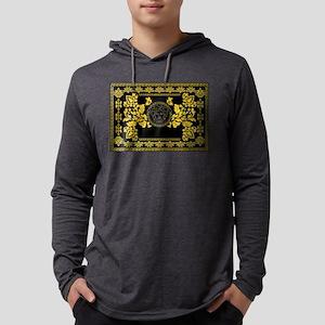Gold Medusa Long Sleeve T-Shirt