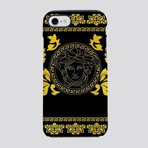 Gold Medusa iPhone 7 Tough Case