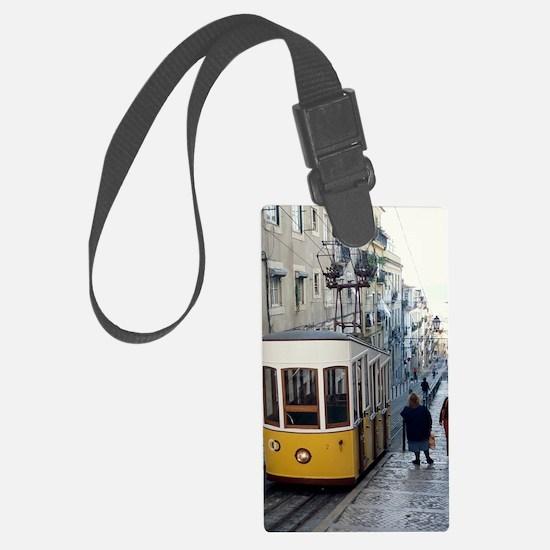Tram Luggage Tag