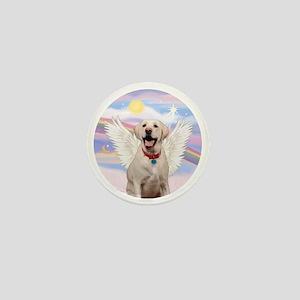 Labrador Angel (Y - Bz) Mini Button