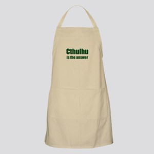 Cthulhu is the answer BBQ Apron