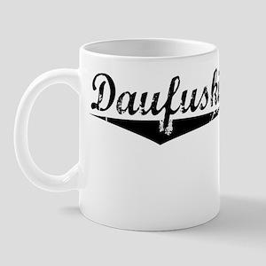 Daufuskie Island, Vintage Mug