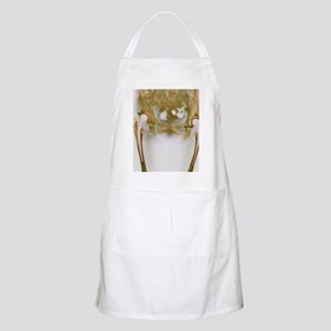 Double hip replacement, X-ray Apron