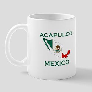 Acapulco, Mexico Mug