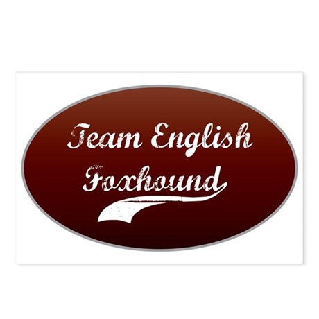 Team Foxhound Postcards (Package of 8)