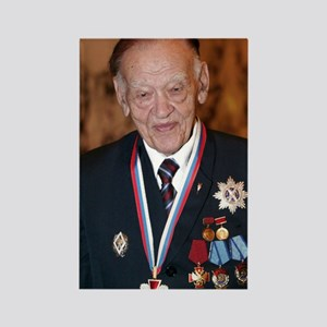 Fyodor Uglov, Russian surgeon Rectangle Magnet