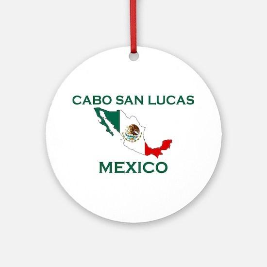 Cabo San Lucas, Mexico Ornament (Round)