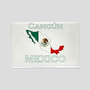 Cancun, Mexico Rectangle Magnet