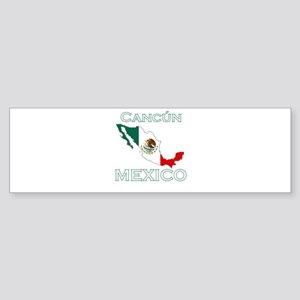 Cancun, Mexico Bumper Sticker