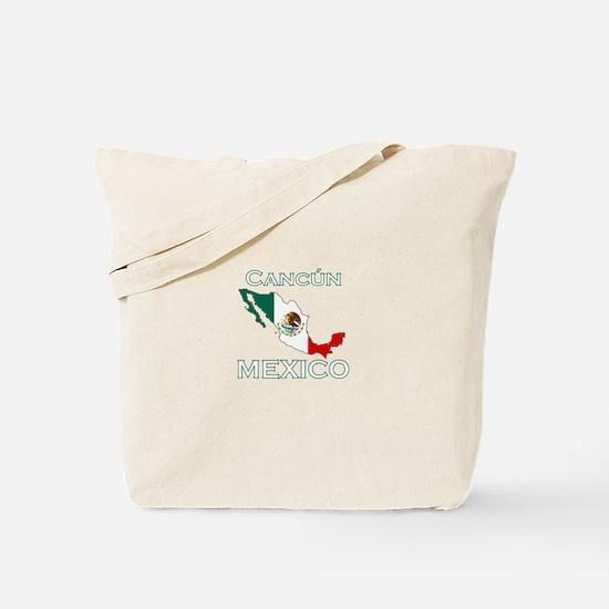 Cancun, Mexico Tote Bag