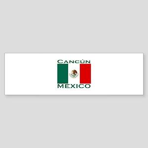Cancun, Mexico Bumper Sticker