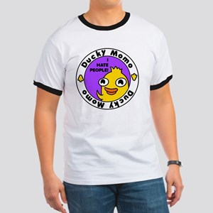 Ducky Momo Hates People! Ringer T