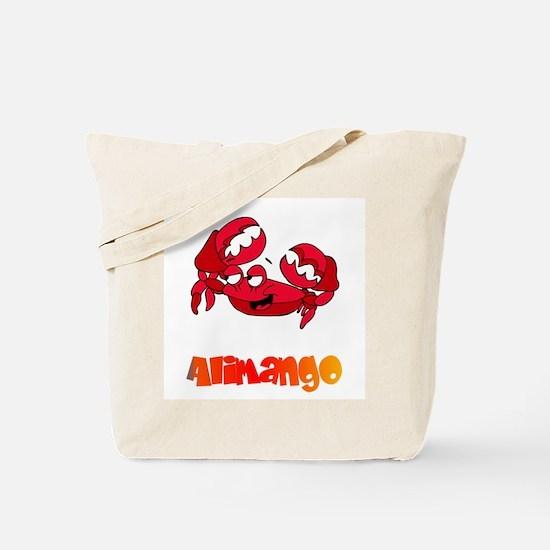 Alimango (Crab) Gifts Tote Bag