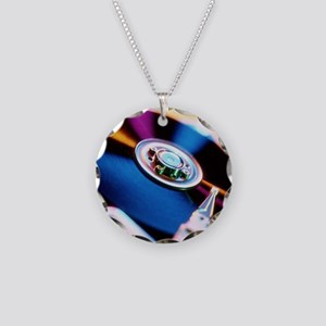 t4100098 Necklace Circle Charm