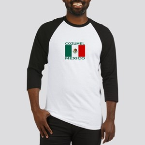 Cozumel, Mexico Baseball Jersey
