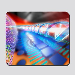 Genetic research Mousepad