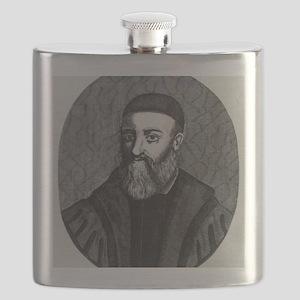 Gabriele Falloppio, Italian anatomist Flask