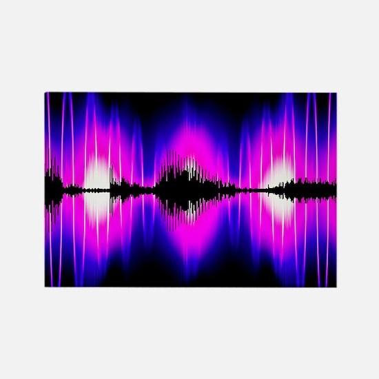 Voice recognition Rectangle Magnet