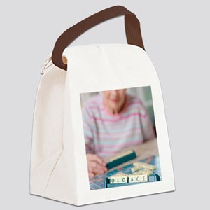 Geriatric care Canvas Lunch Bag