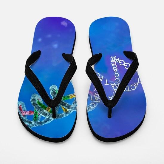 Genetic code Flip Flops