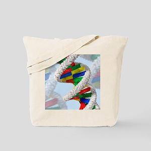 Genetic engineering, conceptual artwork Tote Bag