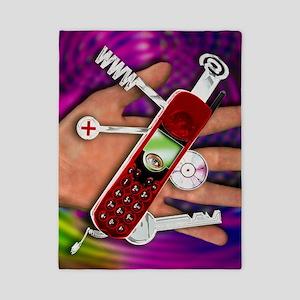 WAP mobile telephone Twin Duvet