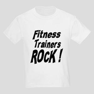 Fitness Trainers Rock ! Kids T-Shirt